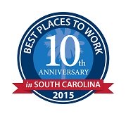 PTG, an IT services company in Greenville, SC receives the Best Places to Work 2015 award