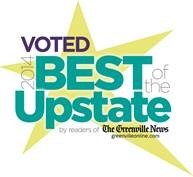 PTG,one of the leading cybersecurity companies in Greenville, SC receives the Best of Upstate 2014 award